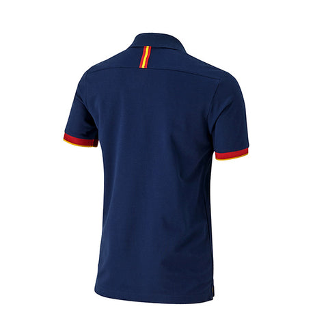25 x adidas Performance Spain Football Mens Polo Shirts (D87471) rrp£40 - Incredibly £11.99