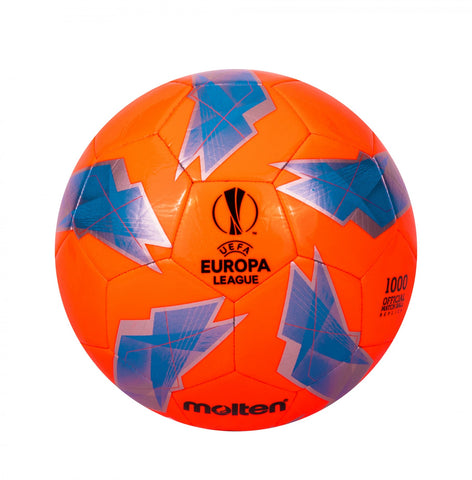 Last 17 x Molten Official UEFA Europa League Replica Match Football Size 4 rrp£15 Only £4.79 !!