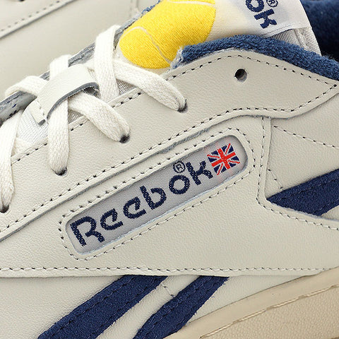 Last 10 x Reebok Mens NPC UK TB Leather Trainers - White rrp£65 Only £25.19
