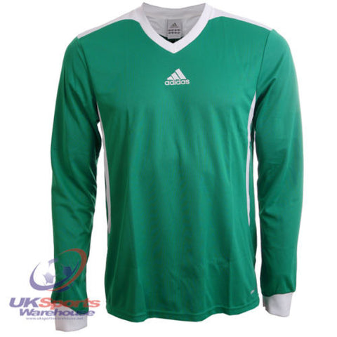 20 x adidas Tabela II Climalite Long Sleeved Football Shirts rrp£25 - Only £2.99!!