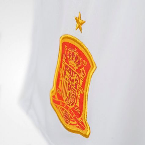 Last 20 x adidas ClimaCool Spain Football Home Shorts (AA0827) rrp£30 - Incredibly Only £7.49