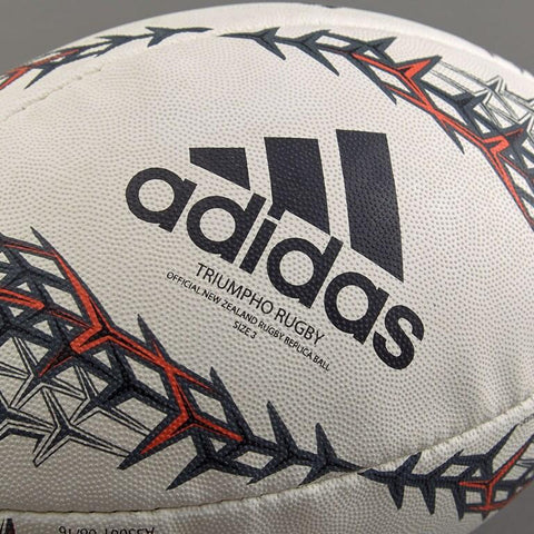 Last 17 x adidas Triumpho New Zealand All Blacks Rugby Balls Size 4 rrp£25 Only £3.49 each!!