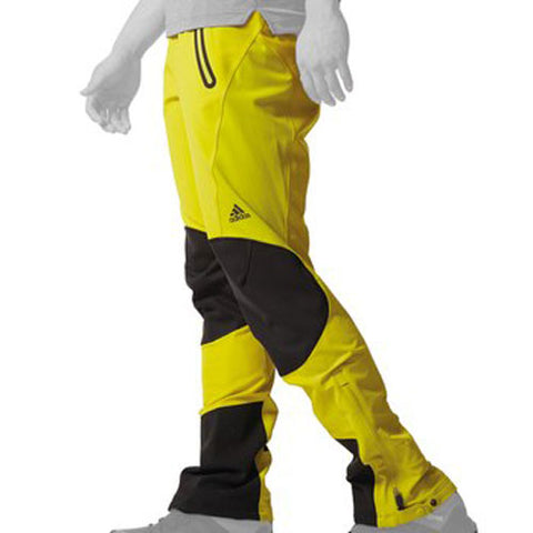 9 x adidas Men's Terrex Skyclimb Pants Yellow AP9017 rrp£120 Only £32.99