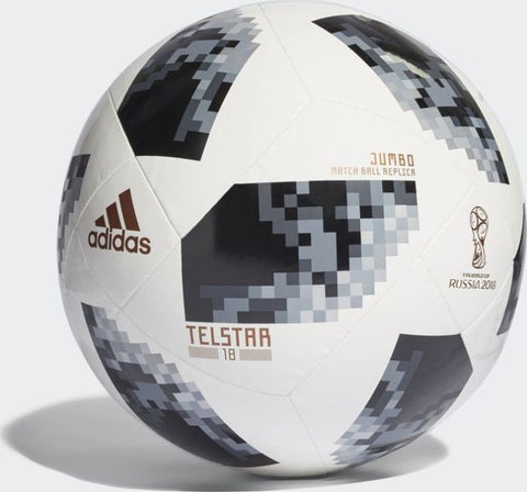 6 x VERY RARE adidas World Cup FIFA Telstar Jumbo Footballs rrp£250 each - Only £58.99 each!!