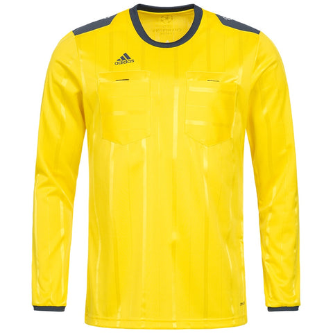 30 x adidas Performance Mens UEFA Champions League Long Sleeve Referee Jerseys (AH9818) rrp£47 - Incredibly Only £7.49