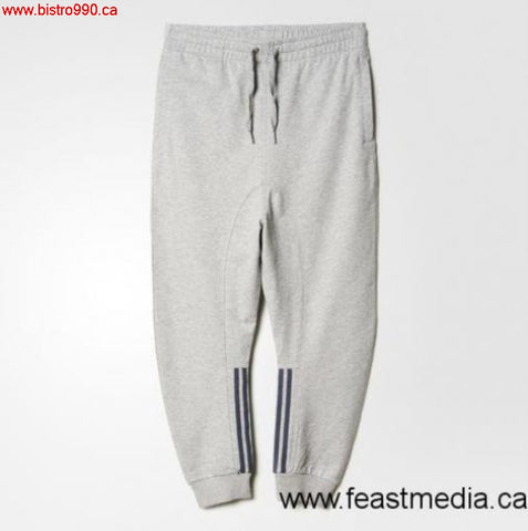 Last 12 x adidas Low Crotch Track Pants Grey Heather (AY2588) rrp£55 Now Only £22.29!!