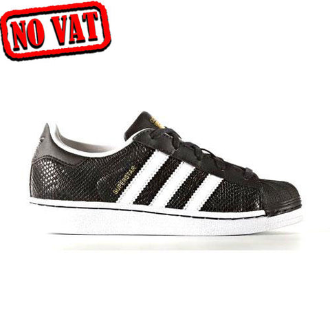 Last 13 x adidas Originals Superstar Reptile Childrens Trainers (S76998) rrp£55 - Only £18.99 No Vat