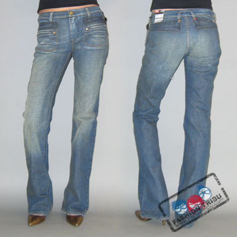 50 x Pairs Diesel Crossim Slim Bootcut Ladies Jeans rrp£80 - Incredibly now only £4.99 per pair!!