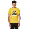 55 x Mens Rhino Work Wear Yellow T-Shirts (MW00433) rrp£17 Only £1.99!!