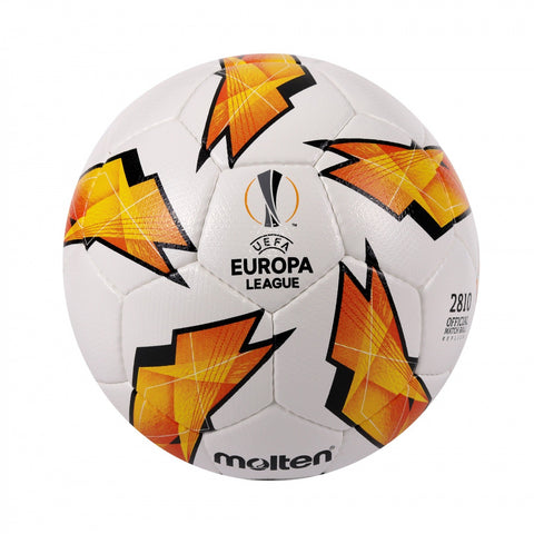 20 x Molten Official Match Ball Replica UEFA Europa League Footballs Size 5 rrp£25 Only £7.79!!