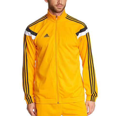30 x adidas Men's Command Full Zip Track Top Tracksuit Jacket rrp£50 (G91756) - Was £7.49 Now £5.99