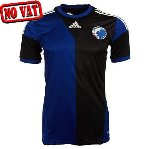 Last 17 x adidas FC Copenhagen Childrens Away Jerseys (G87443) rrp£45 - Incredibly Only £3.49