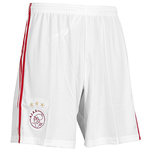 40 x adidas Climacool Ajax Football Club Junior Home Shorts (D88432) rrp£20 Selling For Just £4.99!!