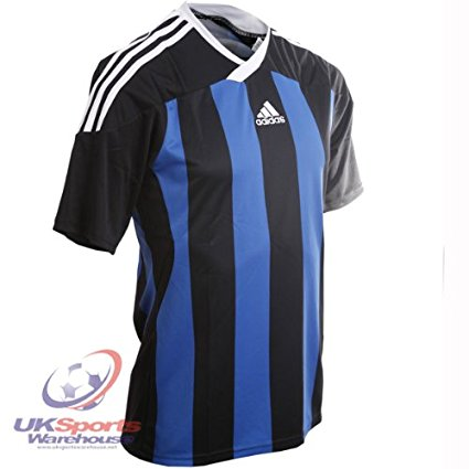 49 x adidas Tiro 11 climacool Short Sleeved Football Shirt - O56552 - rrp£25 Only £5.69!!