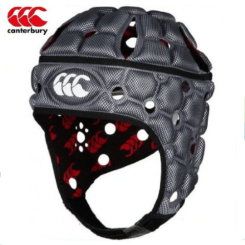 10 x Canterbury Silver/Black Ventilator HeadGuards (C07286) rrp£50, Now Only £5.99!!
