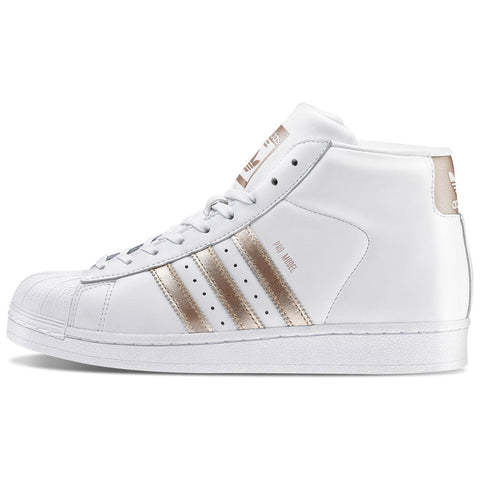 10 x adidas Originals Pro Model Womens Trainers (CG3782) rrp£100 - Only £22.99