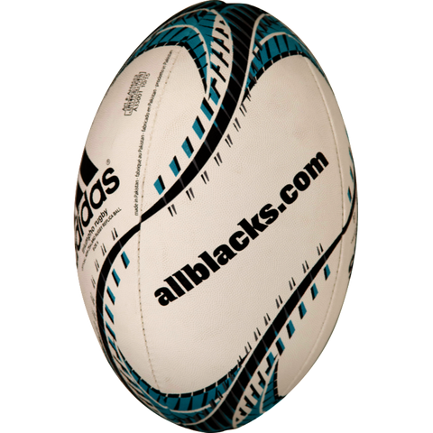 46 x adidas New Zealand All Blacks Inline Game Rugby Balls rrp£35 (AX8286) - Was £4.59 - Now £3.99