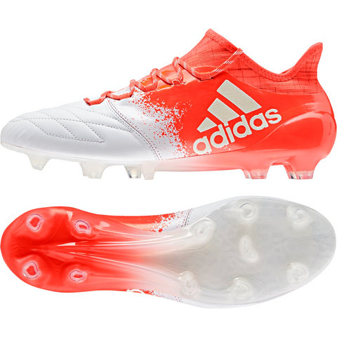 10 adidas X 16.1 FG/AG Leather Football Boots rrp£150 (BB3810) - UNBELIEVABLY NOW ONLY £19.99!!