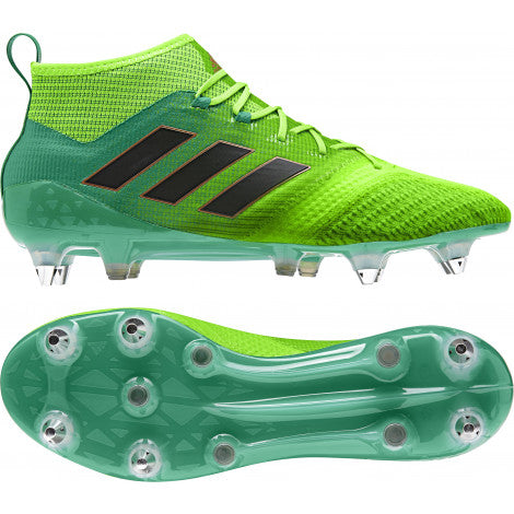 10 x adidas Ace 17.1 Primeknit Soft Ground Mens Football Boots rrp£200 (BB0870) - Now Only £33.99