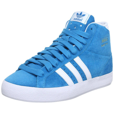 Last 10 x adidas Originals Basket Profi Hi Top Trainers UK 5.5 rrp£80 Only £21.99
