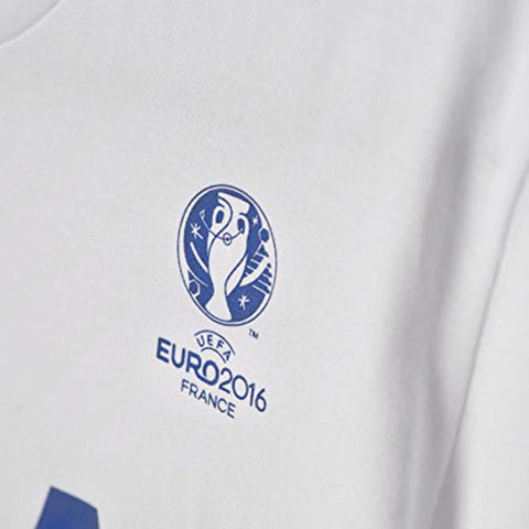 34 x adidas Euro 2016 Greece Football B Grade T-Shirts rrp£25 Now Only £2.19 each - IN STOCK IMMEDIATE DELIVERY