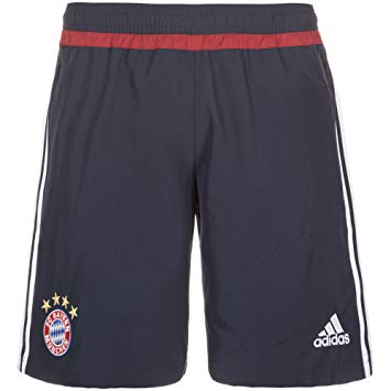 Last 10 x adidas FC Bayern Munich Men's Shorts Woven With Brief (S27287) rrp£60 Selling for Just £7.99!!