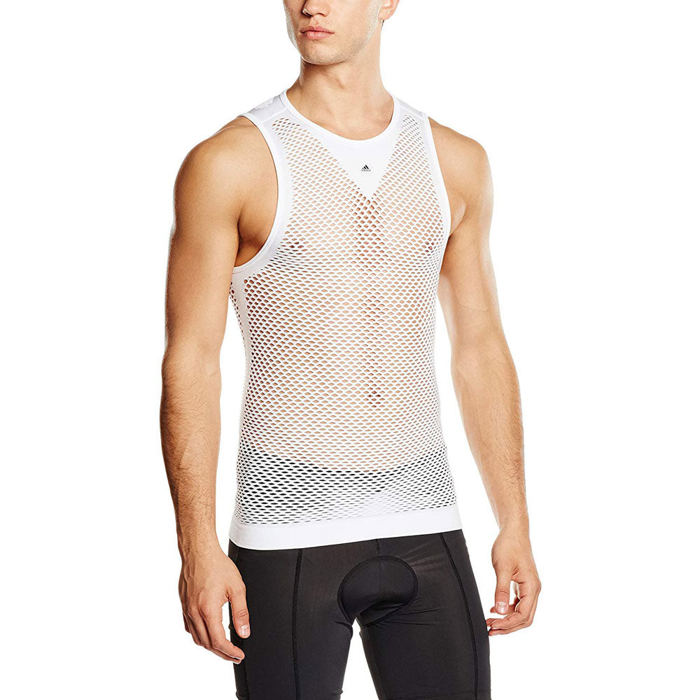 Last 28 x adidas Performance Mens Cycling Netted Vests
