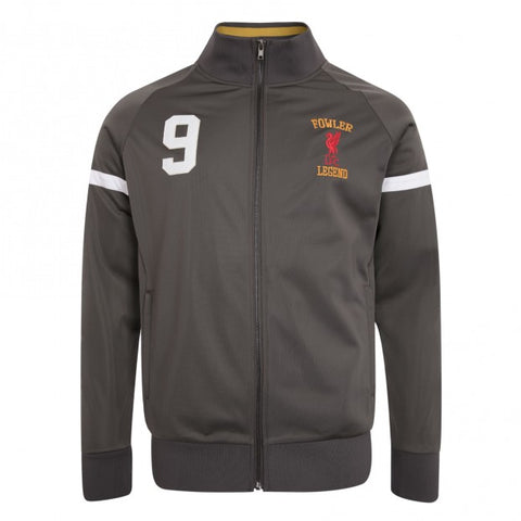 12 x Liverpool FC Legend Ltd Edition Fowler Tracksuit Jackets rrp£45 Now Only £7.99 !!