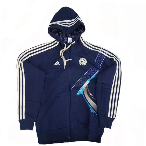 Last 13 x adidas Confederation of African Football Hoodie Mens B-Grade T-Shirts rrp£65 Only £12.99 each