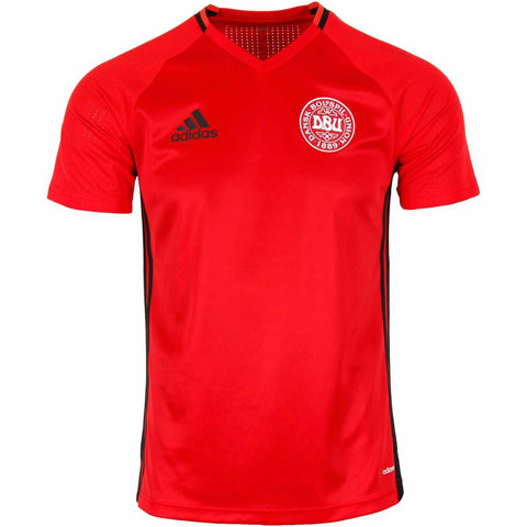 Last 50 x adidas Denmark Training Jersey Kids (No VAT) AB9794 rrp£40 Only £3.99
