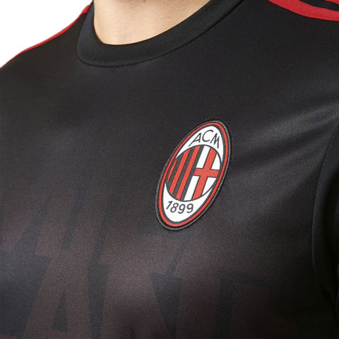 35 x adidas AC Milan Football Club Mens Pre Match Jerseys AC4200 rrp£55 Only £10.59 (70 In Stock)