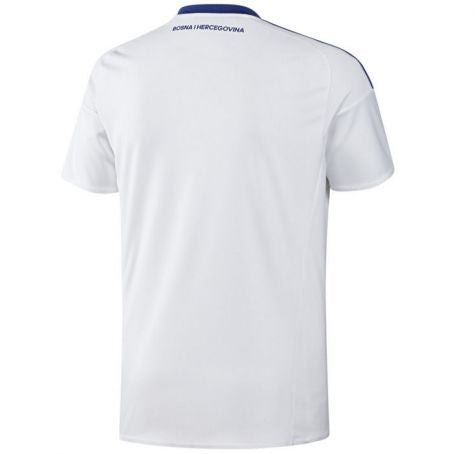 Last 155 x adidas Bosnia Herzegovina Kids SS Away Shirt AC6611 rrp£45 **FINAL PRICE DROP** Only £1.99!!