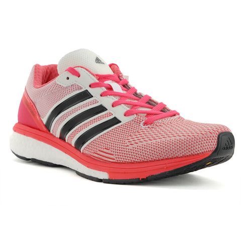 10 x adidas Adizero Boston Boost 5 TSF Ladies Running Trainers (S78215) rrp£140 - Incredibly Only £38.99