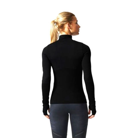 Last 7 x adidas Womens Standard 19 Seamless Baselayer Tees AI0964 rrp£75 Only £17.99