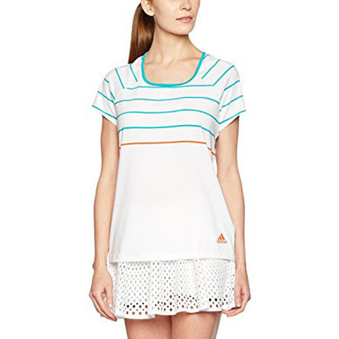 Last 13 x adidas Premium Ladies Tennis Tee AJ3198 rrp£30 Only £8.49