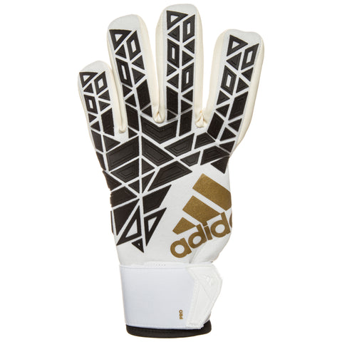 9 x adidas Ace Transition Pro Mens Goalkeeper Gloves - White AP6995 rrp£80 Only £19.99