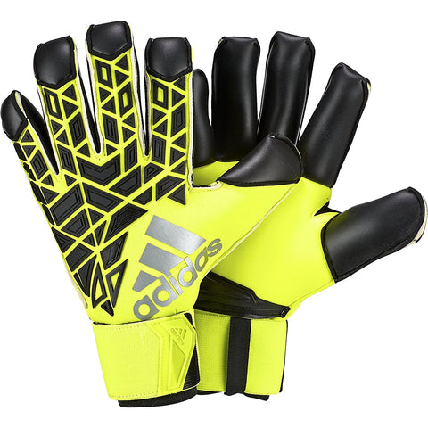 10 x adidas ACE FT Promo Goalkeeper Gloves Solar Yellow / Black AP7024 rrp£80 Only £20.99!!