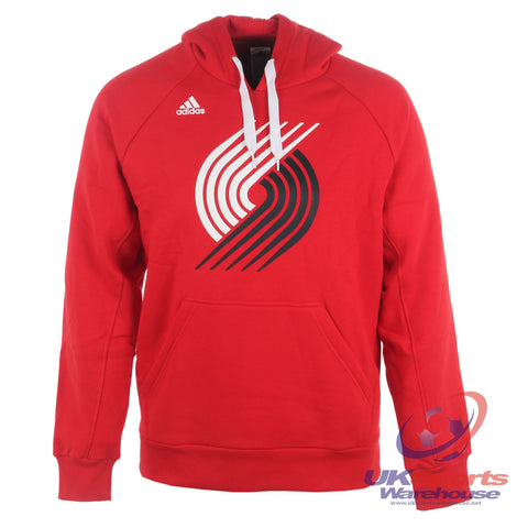10 x adidas Damian Lilliard Portland Trailblazers Rare Basketball Hoodies AP7872 rrp£80 Only £18.59!!