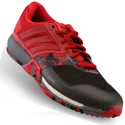 Last 7 x adidas Crazytrain Boost Mens Running Trainers AQ6146 rrp£90 Only £24.99