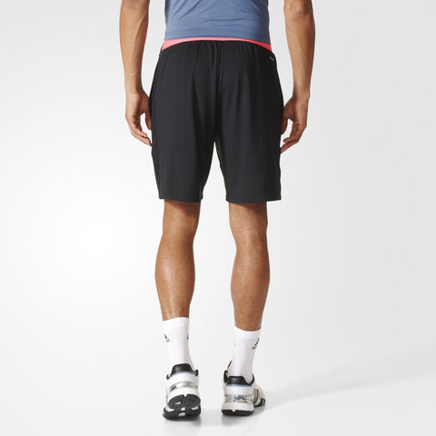 Last 9 x adidas Barricade Men's Tennis Bermuda Shorts AX8099 rrp£40 Only £11.99