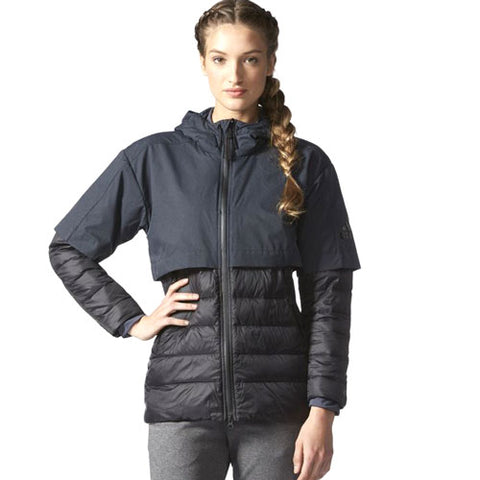 Last 13 x adidas Performance Womens Climaheat Light Jacket AY0085 rrp£170 Only £39.99