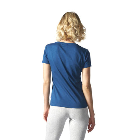 48 x adidas Originals Womens Trefoil Tongue Label T-Shirts AY6672 rrp£40 Now Only £5.99!!