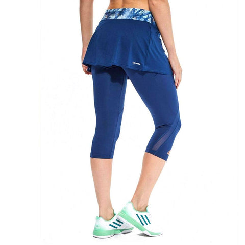 21 x adidas Performance Womens Melbourne Line Tennis Skirts with Leggings (B45824) rrp£60 - Incredibly Only £7.99