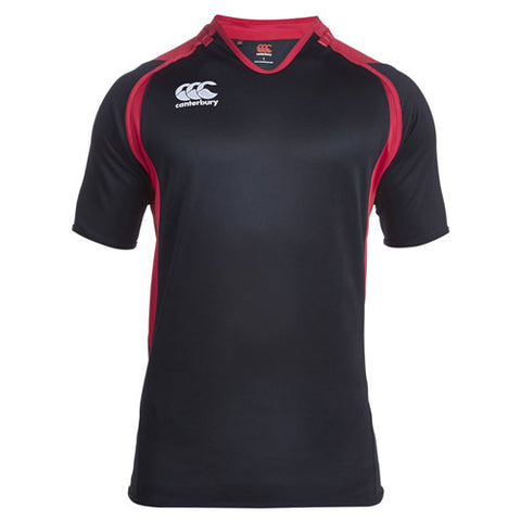 Last 19 x Canterbury Rugby Mens Challenge Jersey S/S Shirts (B975774 76A) rrp£28, Now Just £7.49!!