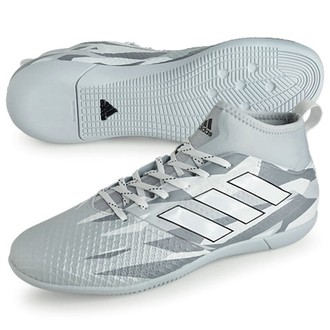 Last 8 x adidas Mens Ace 17.3 Primemesh Indoor Football Trainers (BB1022) rrp£105 Only £23.99