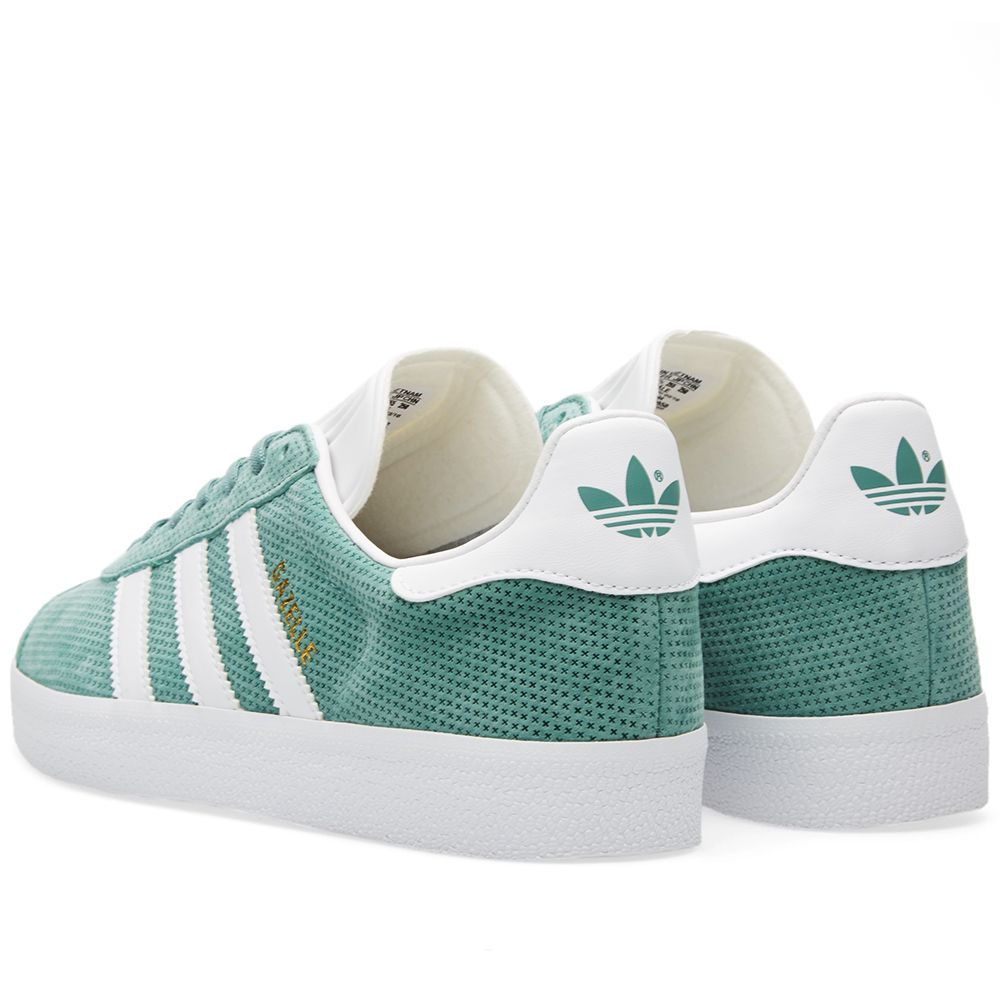 Last 10 x adidas Originals Gazelle Vapour Steel B-Grade - BB5494 - rrp£75 Only £27.49!!
