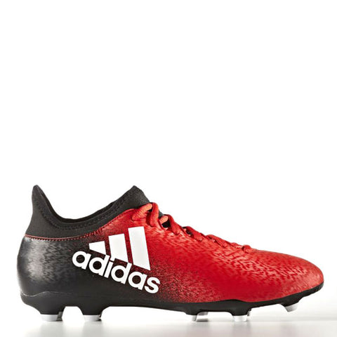 Last 21 x adidas Mens B-Grade Techfit X 16.3 Firm Ground Football Boots rrp£75 (BB5640) - Was £17.99 - Now £9.99