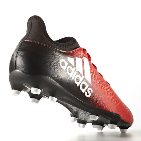 10 x adidas Mens B-Grade Techfit X 16.3 Firm Ground Football Boots rrp£75 (BB5640) - Was £17.99 - Now £14.99