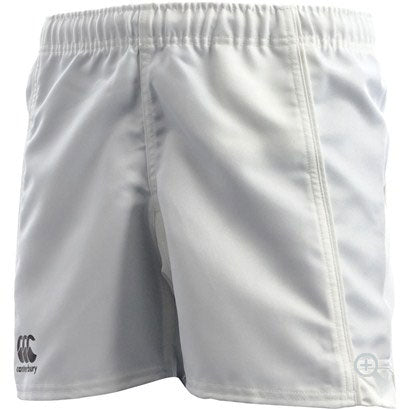 20 x Canterbury Mens Base White Rugby Shorts (E52697) rrp£28 - Now Only £5.39