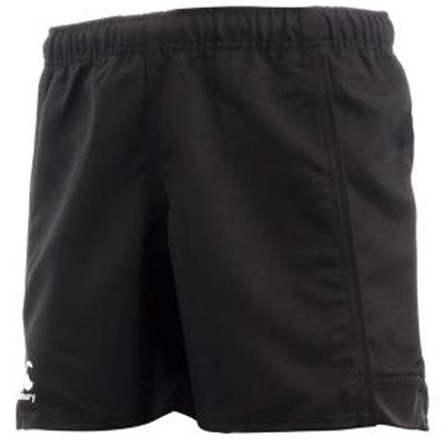 20 x Canterbury Mens Black Rugby Base Shorts (E52697 989) rrp£28 - Now Only £5.39